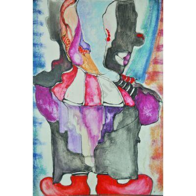 Kardos Zsuzsanna: Az igazi bohóc